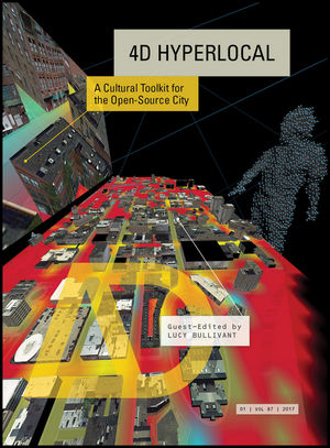 4D Hyperlocal: A Cultural Toolkit for the Open-Source City (1119097118) cover image