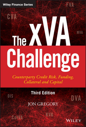 The xVA Challenge: Counterparty Credit Risk, Funding, Collateral, and Capital, 3rd Edition (1119109418) cover image