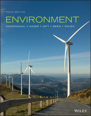 Environment, Enhanced etext, 10th Edition (1119393418) cover image