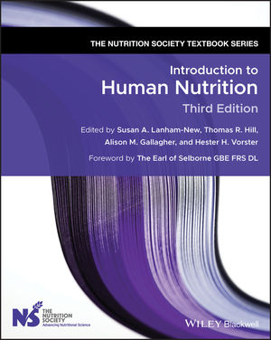 Introduction to Human Nutrition, 3rd Edition
