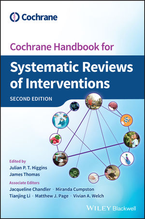 Cochrane Handbook for Systematic Reviews of Interventions, 2nd Edition