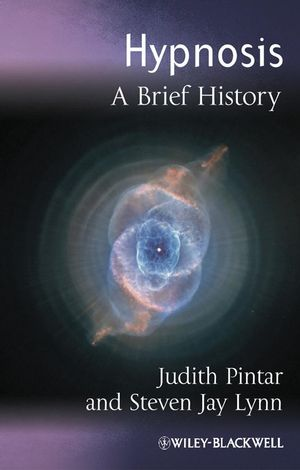 Hypnosis: A Brief History (1405134518) cover image