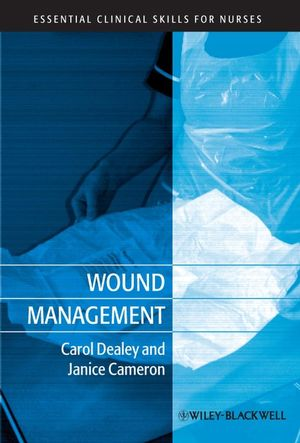 Wound Management (1405155418) cover image