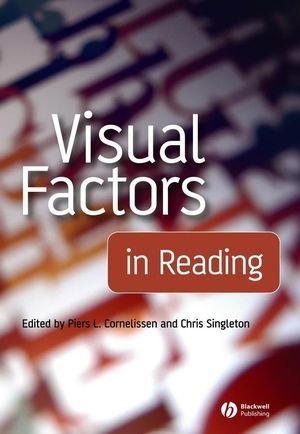 Visual Factors in Reading (1405160918) cover image
