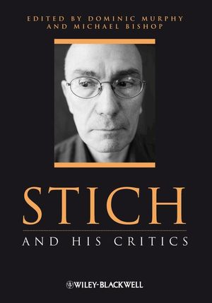 Stich and His Critics (1444308718) cover image