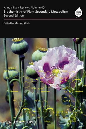 Annual Plant Reviews, Volume 40, 2nd Edition, Biochemistry of Plant Secondary Metabolism (1444347918) cover image