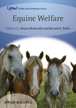 Equine Welfare (1444397818) cover image