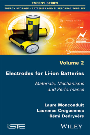 Electrodes for Li-ion Batteries: Materials, Mechanisms and Performance