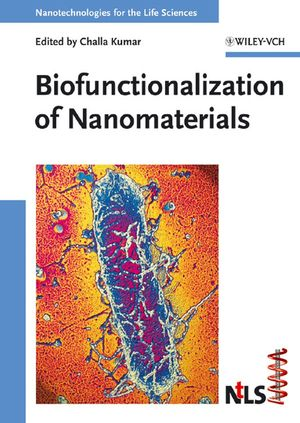 Biofunctionalization of Nanomaterials (3527313818) cover image
