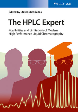 The HPLC Expert: Possibilities and Limitations of Modern High Performance Liquid Chromatography (3527336818) cover image