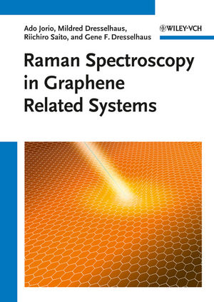 Raman Spectroscopy in Graphene Related Systems (3527408118) cover image