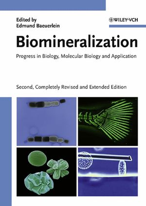 Biomineralization: Progress in Biology, Molecular Biology and Application, 2nd, Completely Revised and Extended Edition