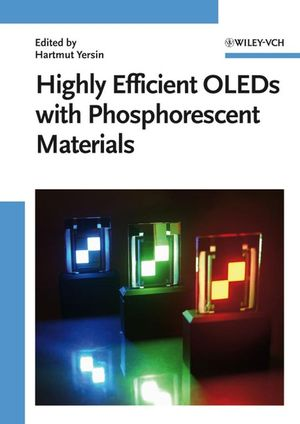 Highly Efficient OLEDs with Phosphorescent Materials (3527621318) cover image