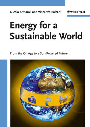 Energy for a Sustainable World: From the Oil Age to a Sun-Powered Future (3527633618) cover image