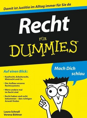 Recht für Dummies