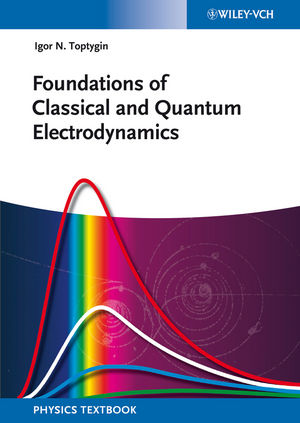 Foundations of Classical and Quantum Electrodynamics (3527677518) cover image