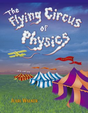 The Flying Circus of Physics, 2nd Edition (EHEP000718) cover image