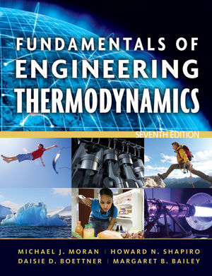 Fundamentals of Engineering Thermodynamics, 7th Edition (EHEP001818) cover image