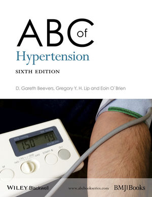 ABC of Hypertension, 6th Edition (EHEP003518) cover image
