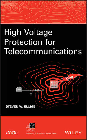 High Voltage Protection for Telecommunications (0470276819) cover image