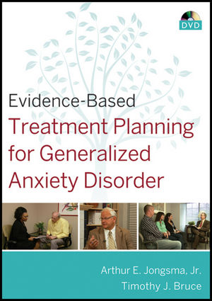 Evidence-Based Treatment Planning for Generalized Anxiety Disorder DVD