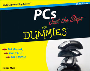 PCs Just the Steps For Dummies, 2nd Edition