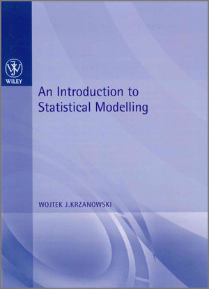 An Introduction to Statistical Modelling (0470711019) cover image