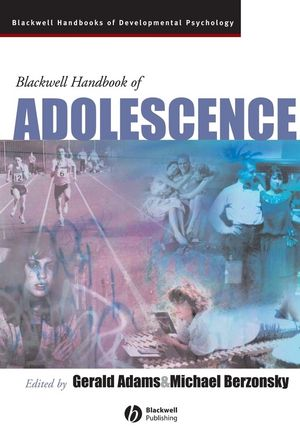 Blackwell Handbook of Adolescence (0470756519) cover image