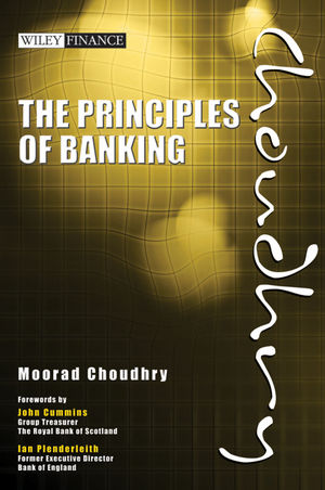 The Principles of Banking (0470825219) cover image