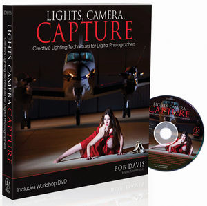 Lights, Camera, Capture: Creative Lighting Techniques for Digital Photographers (0470873019) cover image