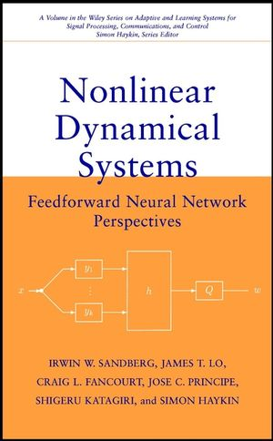 Nonlinear Dynamical Systems: Feedforward Neural Network Perspectives (0471349119) cover image