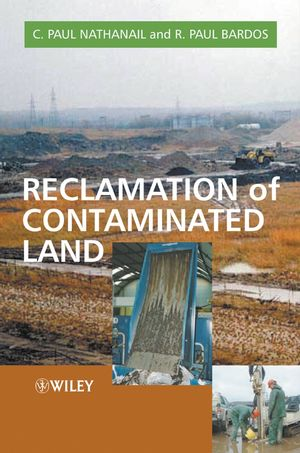 Reclamation of Contaminated Land (0471985619) cover image