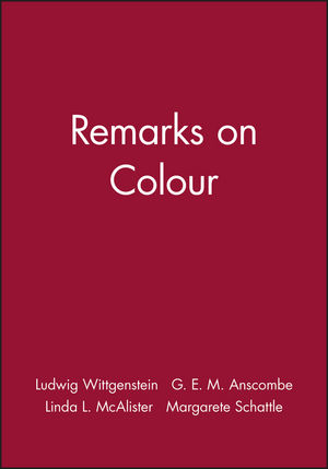 Remarks on Colour