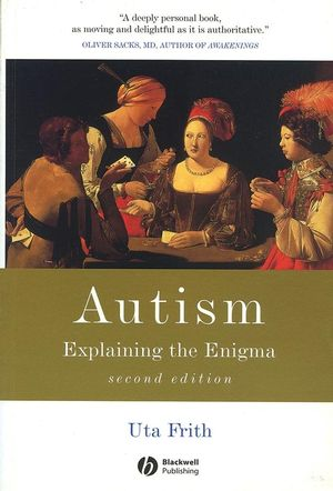 Autism: Explaining the Enigma, 2nd Edition (0631229019) cover image