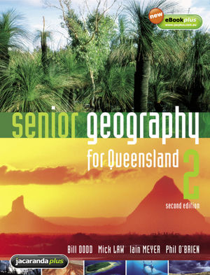 Senior Geography for Queensland Book 2 and eBookPlus, 2nd Edition