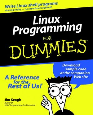 Linux Programming For Dummies (0764506919) cover image