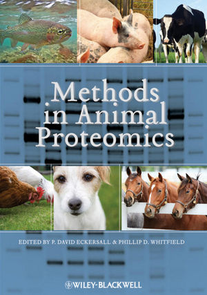 Methods in Animal Proteomics (0813817919) cover image