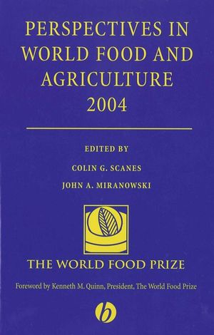 Perspectives in World Food and Agriculture 2004, Volume 1
