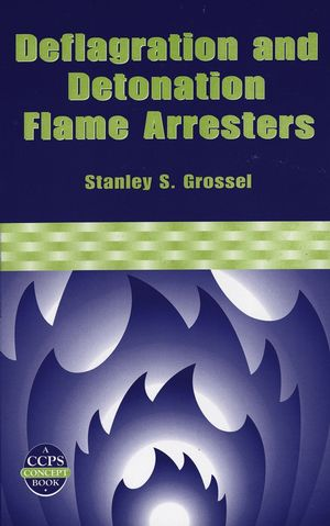 Deflagration and Detonation Flame Arresters (0816907919) cover image