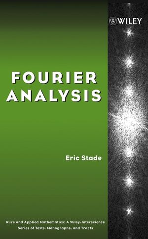 Fourier Analysis (1118165519) cover image