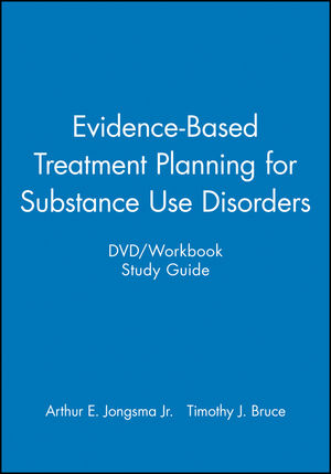 Evidence-Based Treatment Planning for Substance Use Disorders DVD/Workbook Study Guide (1118214919) cover image