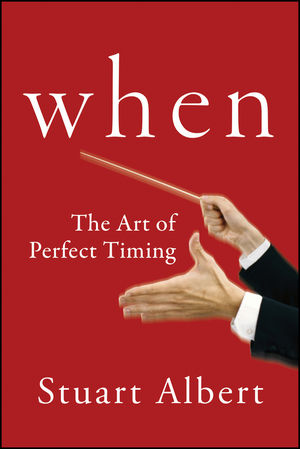 When: The Art of Perfect Timing (1118226119) cover image