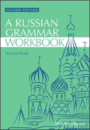 Russian Grammar Workbook, 2nd Edition (1118273419) cover image
