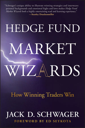Hedge Fund Market Wizards: How Winning Traders Win (1118283619) cover image