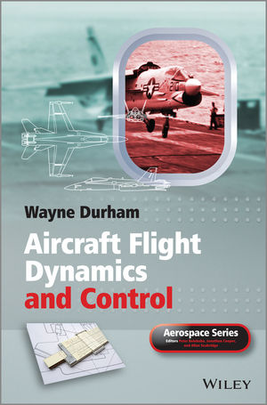 Aircraft Flight Dynamics and Control (1118646819) cover image