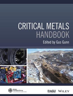 Critical Metals Handbook (1118755219) cover image