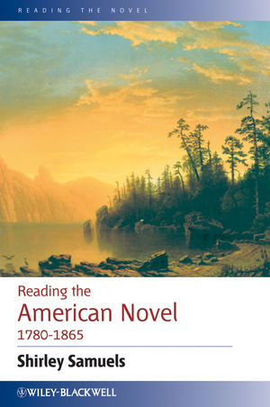 Reading the American Novel 1780 - 1865 (1118786319) cover image