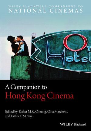 A Companion to Hong Kong Cinema (1118883519) cover image