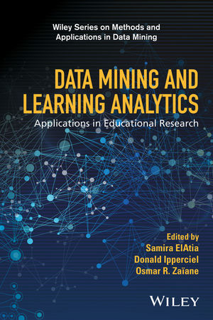 Data Mining and Learning Analytics: Applications in Educational Research (1118998219) cover image