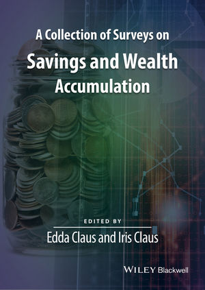 A Collection of Surveys on Savings and Wealth Accumulation (1119158419) cover image